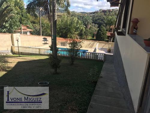 Imagem 1 de 15 de Casa Em Village São Roque  -  Miguel Pereira - 2719