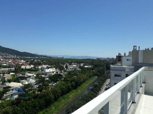 Imagem 1 de 30 de Cobertura Com 1 Dormitório À Venda, 135 M² Por R$ 1.063.417,40 - Parque São Jorge - Florianópolis/sc - Co0209