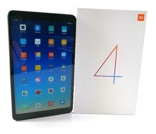 Tablet Xiaomi Mi Pad 4 64gb/4gb 8 Wifi Global Preto