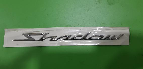 Adesivo Emblema Do Tanque Honda Shadow 12/14 Original (5450)