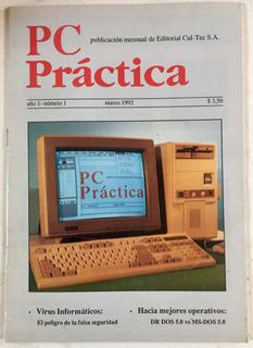 Coleccion Completa Revista Pc Práctica 41 Números