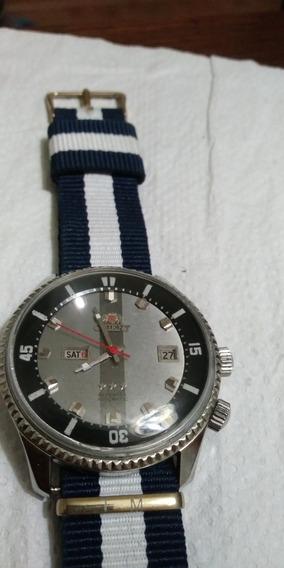 Relógio King Diver 1942 Funciona Tudo Ótimo Custo Benefício
