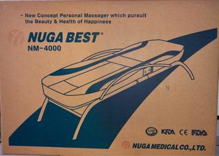 Camilla Termomasajeadora Nuga Best Nm4000