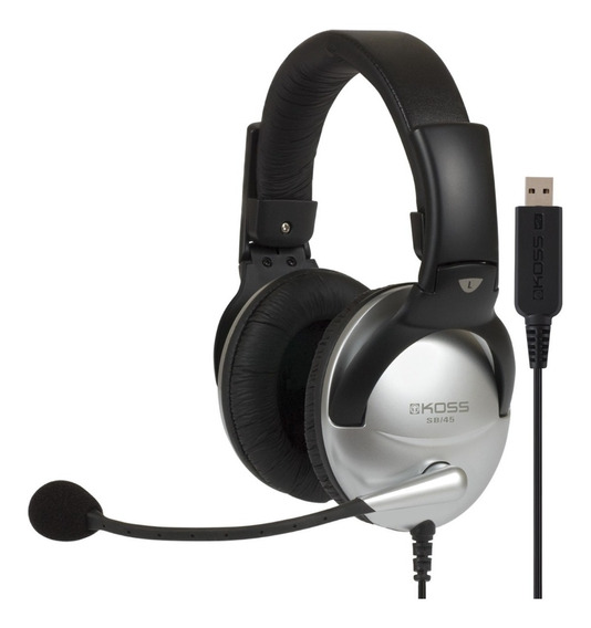Sb45 Usb Communication And Gaming Headset