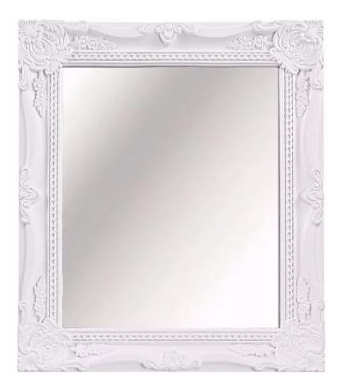 Espelho Em Porta Retrato Retrô Vintage Decoração Vidro Home