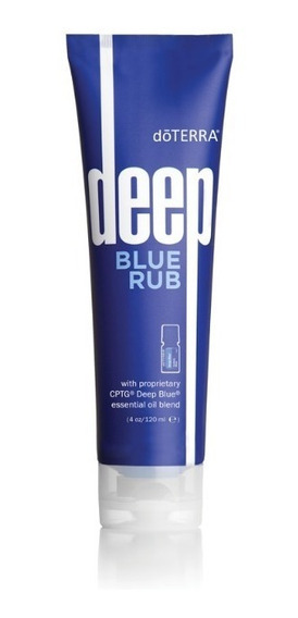 Crema Deep Blue Rub- Doterra