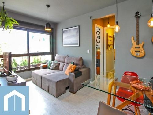 Imagem 1 de 21 de Apartamento - Ap00220 - 69342790