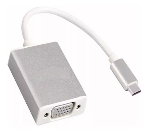 Cable Adaptador Tipo C Usb 3.1 A Vga Macbook