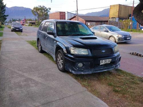 Subaru Forester Cross Over 2.0
