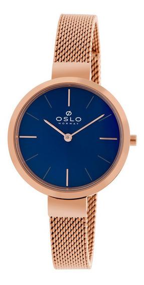 Relógio Oslo Feminino - Ofrsss9t0001 D1rx