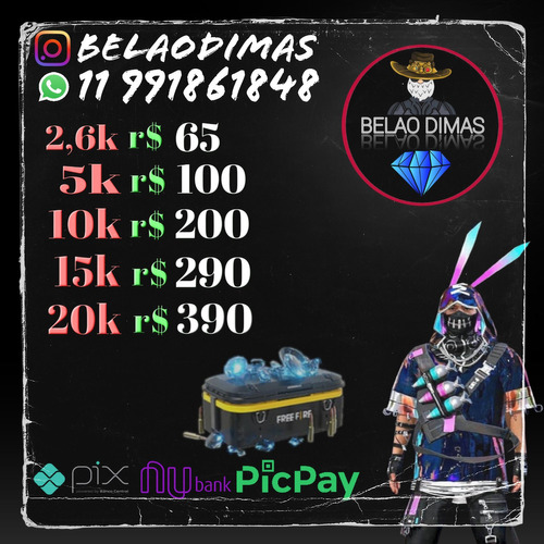 Imagem 1 de 1 de Belao Dimas