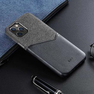 Case Tipo Piel Con Tela - Original Esr iPhone 11 Pro 5.8