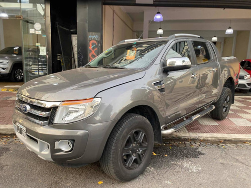 Ford Ranger 3.2 Cd 4x4 Limited Tdci At Año 2012 Auto Classic