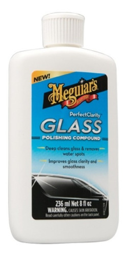 Imagen 1 de 2 de Meguiars Perfect Clarity Glass Polishing Compound
