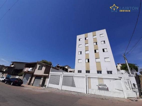 Apartamento À Venda, 47 M² Por Apenas R$ 185 Mil No Jardim Alvinópolis - Atibaia Sp - Ap0010