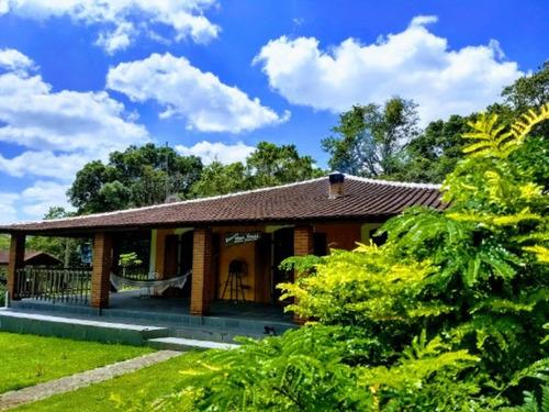 Chácara Em Condomínio À Venda Em Ibiúna - Ch00328 - 69197769