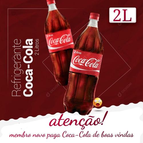 Imagem 1 de 1 de Coca Cola