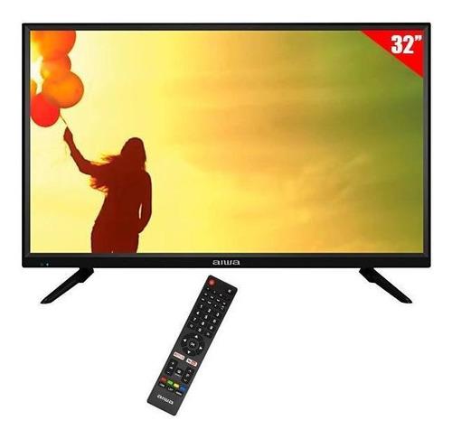 Imagen 1 de 3 de Tv Smart Tv Led 32  Aiwa Modelo Aw32b4sm