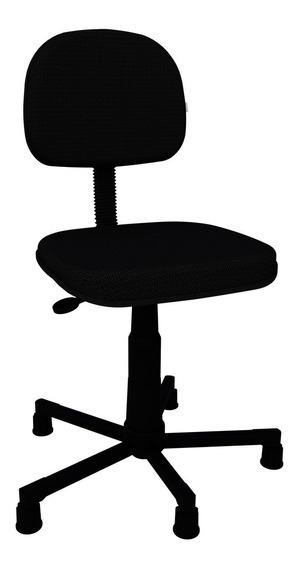 Cadeira Secretária Para Costureira Sapatas Confecção