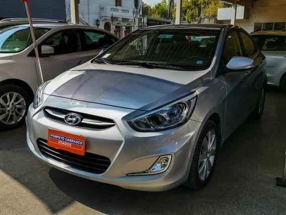 Hyundai Accent Rb 1.6 Sdn 4p 2018