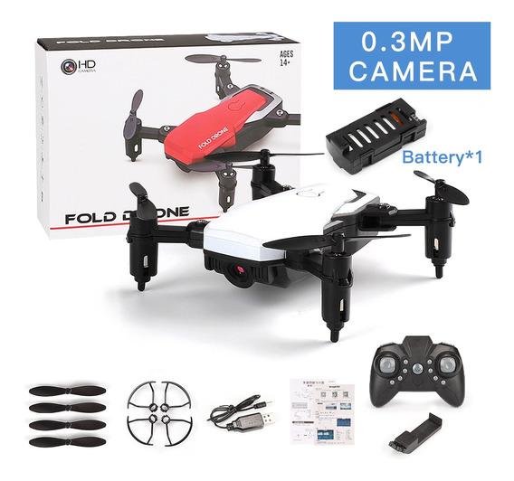 Lf606 Mini Câmera Altitude Hold Rc Hd Wifi Fpv 0.3mp Drone