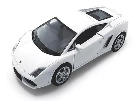 Coleccion Auto Deportivos De Leyenda N°4 Lamborghini Gallard