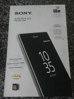 Celular Sony Xperia Z5 Premium Dual