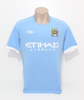 Camisa Original Manchester City 2010/2011 Home