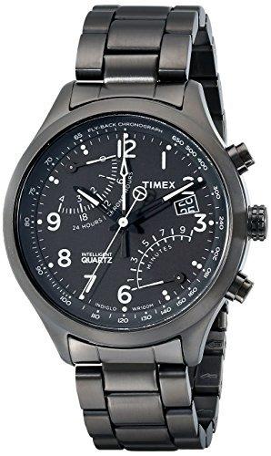 033edea85363 Timex Tw2r55000 Inteligente Reloj De Cuarzo De Cuarzo Fly-ba -   3