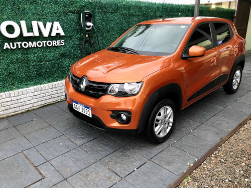 Renault Kwid Intense 2019 54.000 Kms Impecable!!