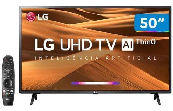Smart Tv 4k Led 50 Lg 50um7360psa Wi-fi-inteligência Arti