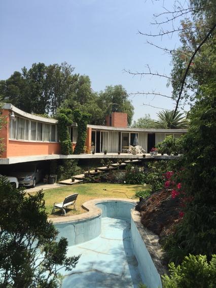 Casa Para Remodelar En Jardines Del Pedregal