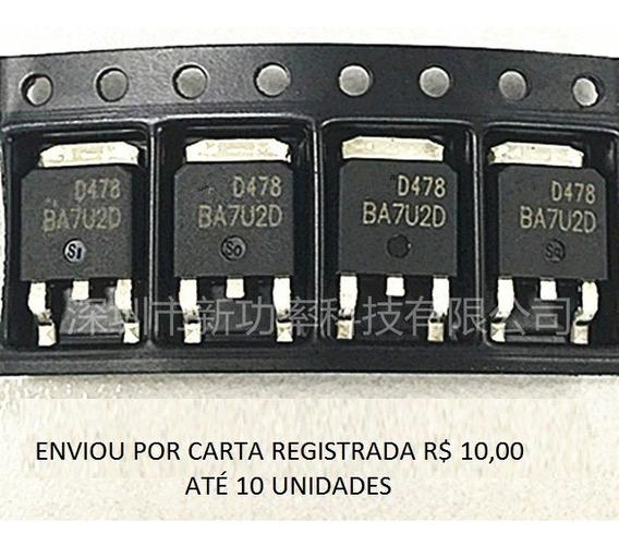 Smd Aod478 D478 - Mosfet To-252 Original Frete Apena R$10,00