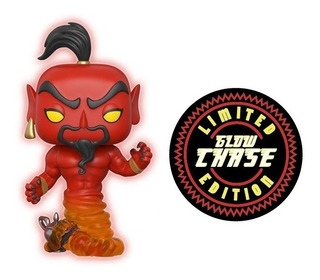 Funko Pop Red Jafar 356 Limited Glow Chase Edition!