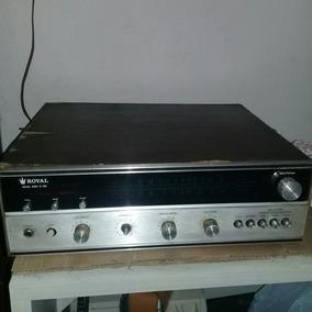 Rádio Receiver Royal Modelo Am 3 30