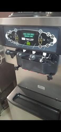 Imagem 1 de 4 de Vendo Máquina De Sorvete Expresso! Marca Taylor