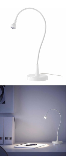 Lámpara De Escritorio Led Color Blanco Work Lamp Led White