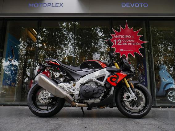 Aprilia Tuono V4 1100 Rr Tft- Motoplex Devoto No Panigale