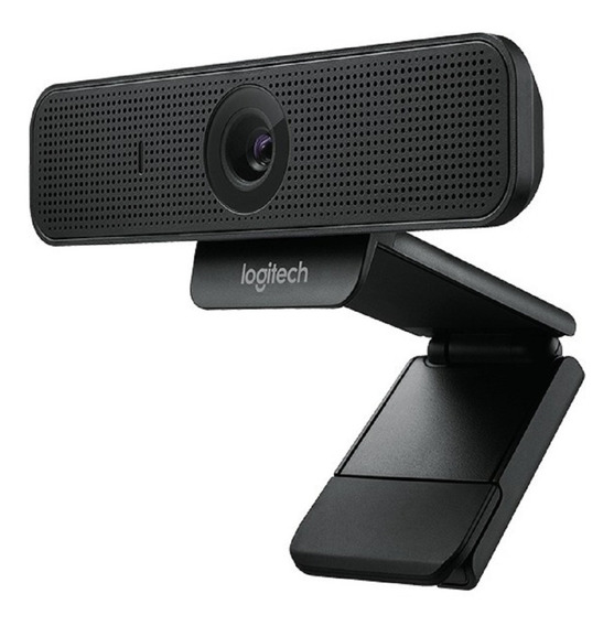 Web Camera C925 Logitech 1080 Rightlight Conferência Reunião