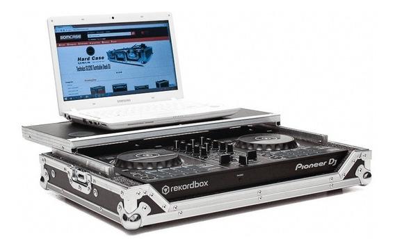 Hard Case Controladora Pioneer Ddj Rb Com Plataforma