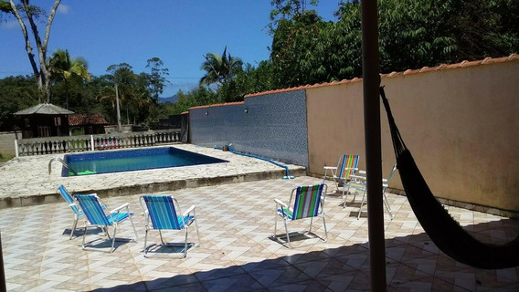 Chácara Em Tucum, Iguape/sp De 198m² 4 Quartos À Venda Por R$ 320.000,00 - Ch260844