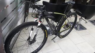 Bicicleta Colner Helicon -29 Full Xt 1x11v
