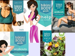 Bbg Bikini Body Guide En Español Kayla Itsines