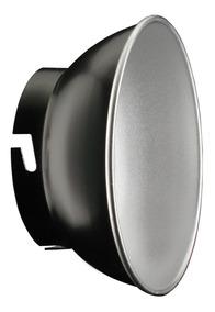 Refletor Mini Parabólico 170mm Com Difusor