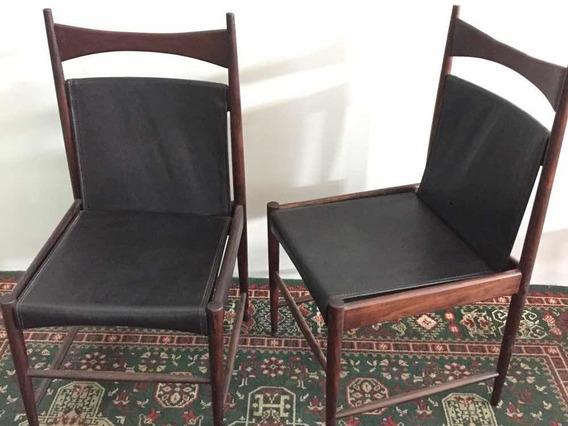 Par De Cadeiras Cantu Alta - Sérgio Rodrigues