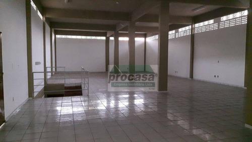 Imagem 1 de 3 de Prédio, 1950 M² - Venda Por R$ 5.000.000,00 Ou Aluguel Por R$ 35.000,00/mês - Cachoeirinha - Manaus/am - Pr0238