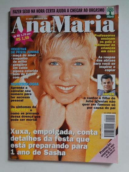 Revista Ana Maria Nº 140 Xuxa
