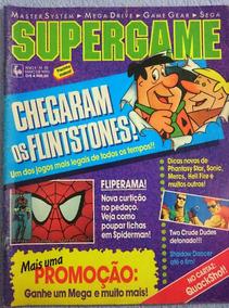 Revista Supergame Nº10 - 1992 - Raríssima!