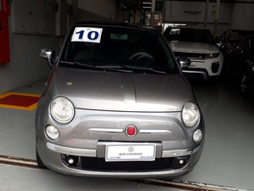Fiat 500 1.4 Lounge 3p 2010