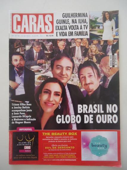 Caras #1158 Brasil No Globo De Ouro
